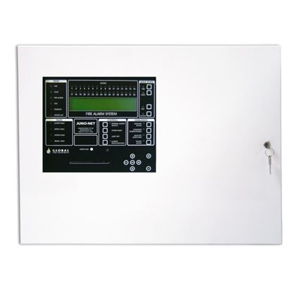 Global J-NET-SC-004L 4 Loop Adresli Yangın Alarm Paneli